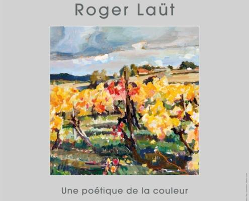 Roger Laüt, une poétique de la couleur à la Maison Carrée de Nay